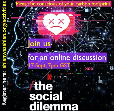 Open Discussion: The Social Dilemma
