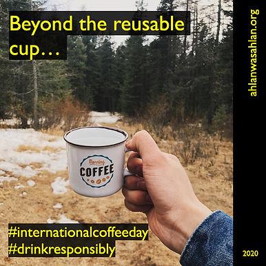 Beyond the reusable cup...
