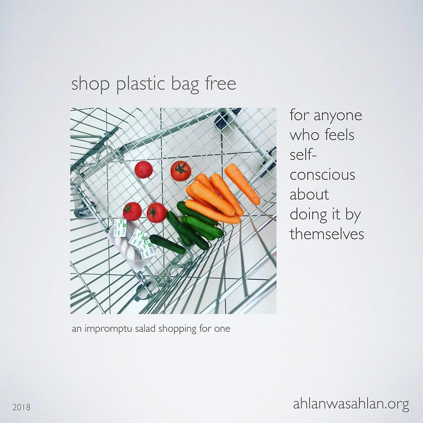 Zero Waste Grocery Shopping - Sharjah