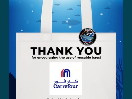 Less Free PR for Carrefour This Time