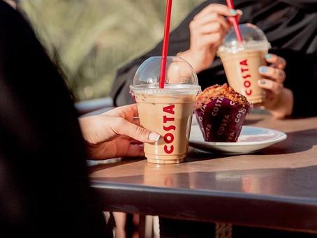 No, Costa Coffee, it's not OK