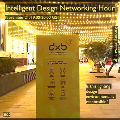 Intelligent Design Networking Hour