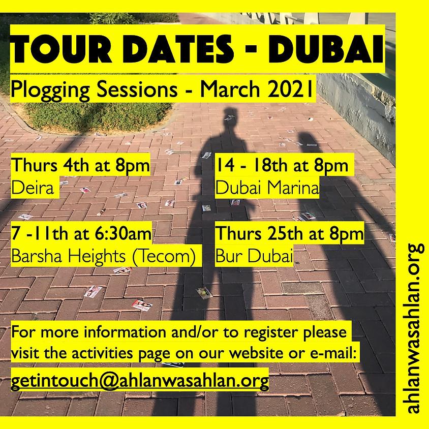 Plogging Session - Dubai