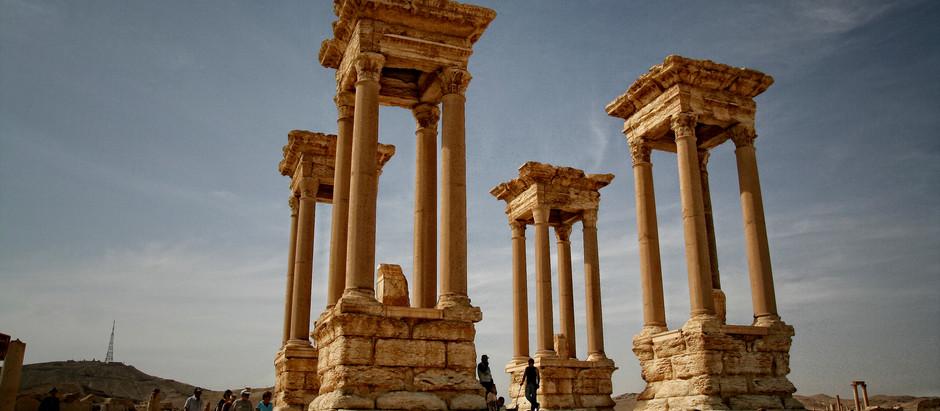 Syria - Aleppo i Damaszek