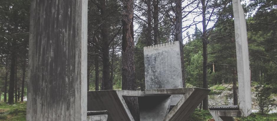 Norwegia - Rest Stops