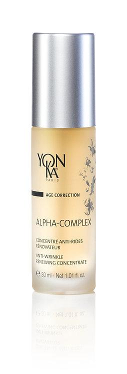 ALPHA-COMPLEX