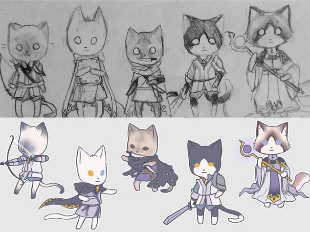 Kitty Crusaders