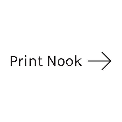 Print Nook Wayfinding