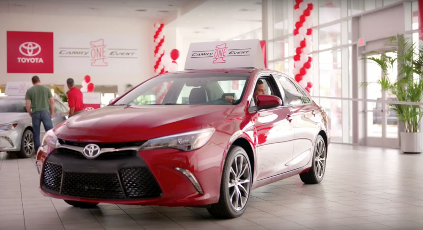 CAMRY ONE EVENTTV