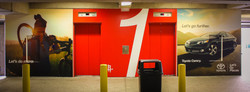TOYOTA CENTER PARKING 1-