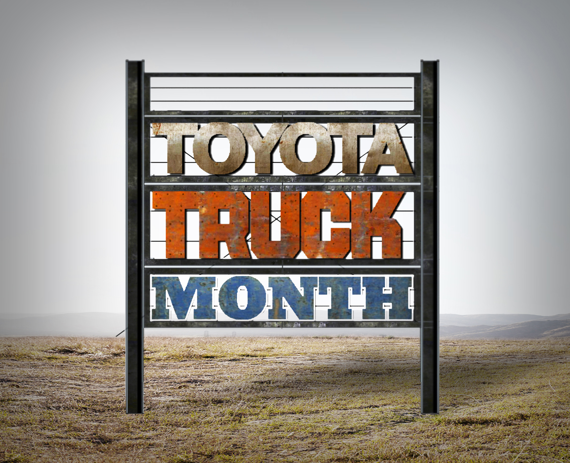 TOYOTA TRUCK MONTH OLA