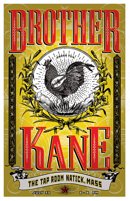 BROTHER KANE POSTER