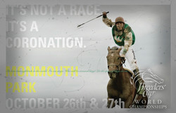BREEDERS CUP PRINT AD