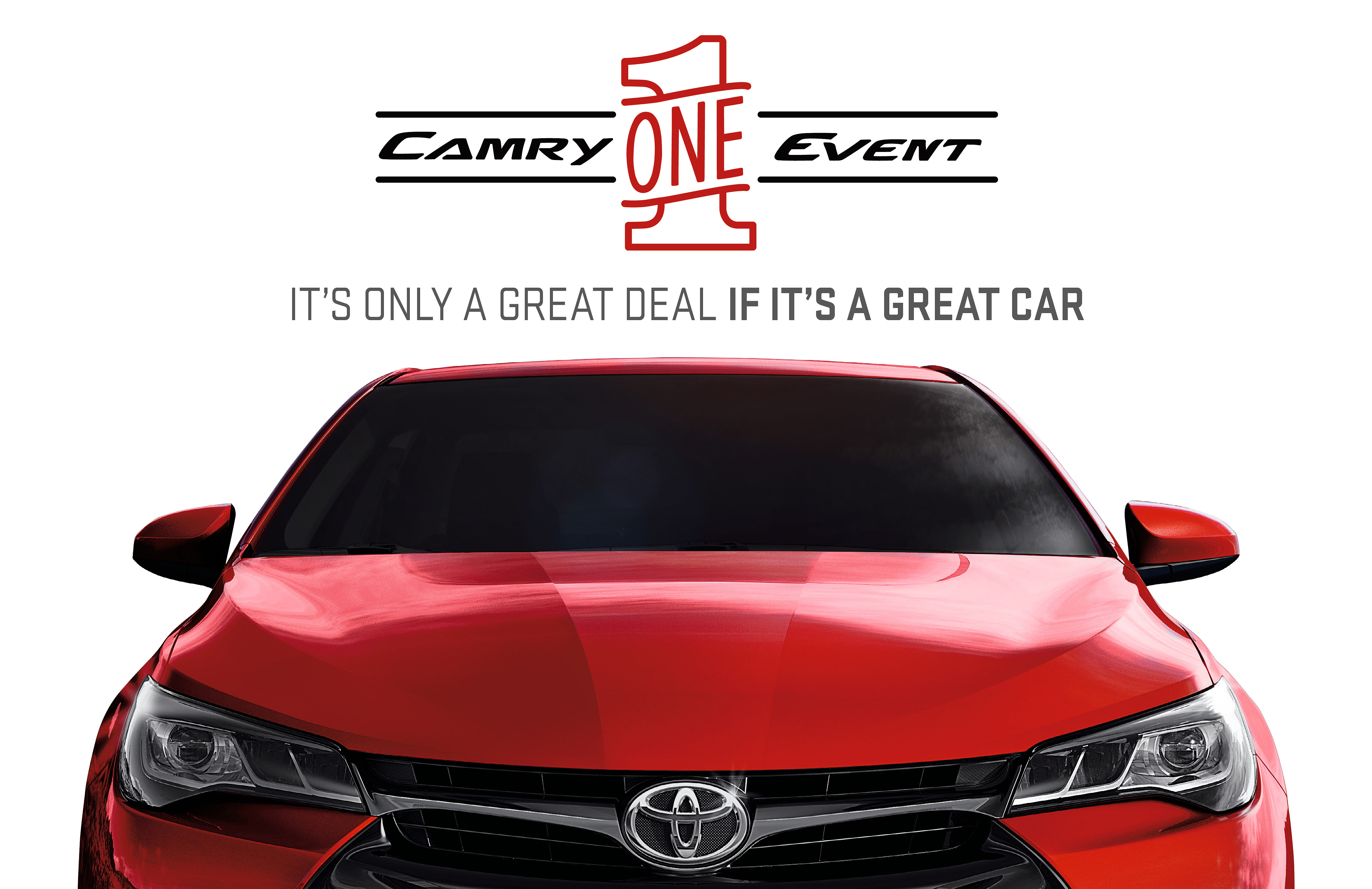 CAMRY ONE EVENT POS