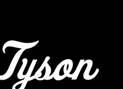 TYSON w titles LRG