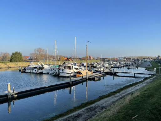 Ligplaats haven stavenisse