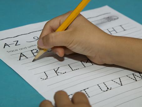 Improving Handwriting and Fine Motor Skills