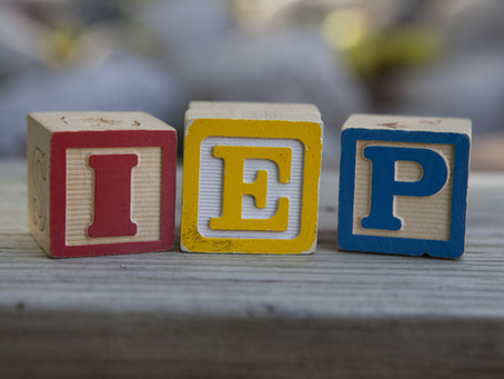 How to Get Your Child with an IEP Help!