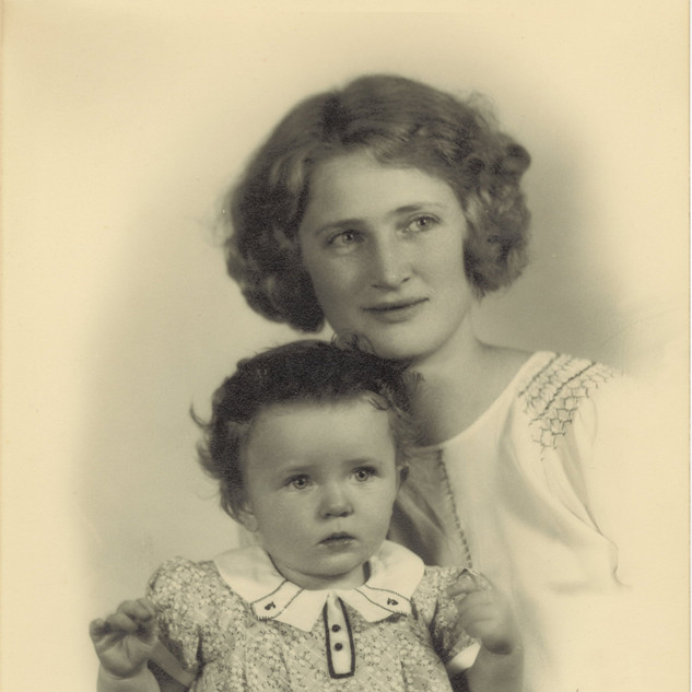 Dorothy Cowles Pinkney Ann Pinkney 1935