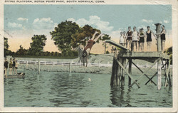 Roton Point diver postcard Lisas 2017-04-11 001