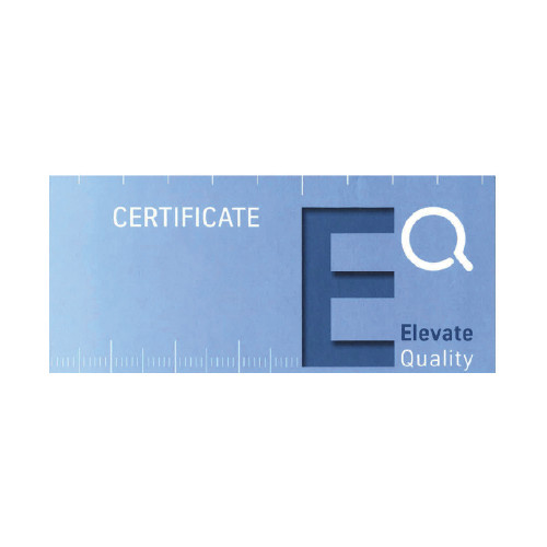 CERTIFICADO ELEVATE QUALITY
