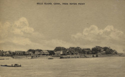 61.14.5 Postcard of Belle Island