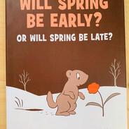 Will Spring Be Early? Crockett Johnson