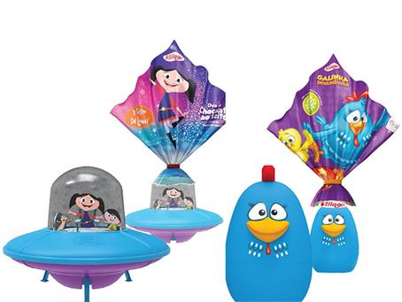Páscoa: Galinha Pintadinha e Show da Luna são opções criativas para as crianças