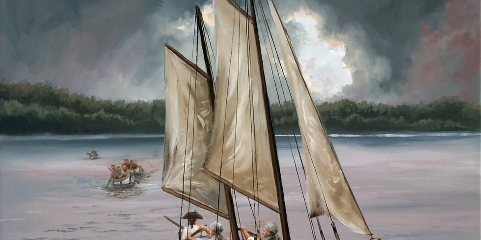 Lecture: War on Long Island Sound During the Revolution