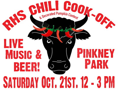 RHS Chili Cook-Off