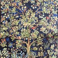 Lesley Korzennik's color by number of William Morris