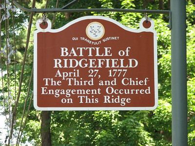 The 1777 Danbury Raid and the Battle of Ridgefield - Lecture by Ed Hynes