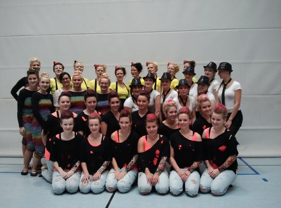 Dance2U Coburg 2013
