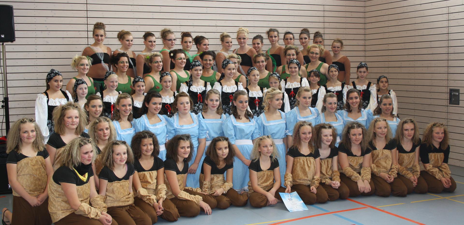 Gruppen- und Pokalwettbewerb Dance Deggendorf 2010