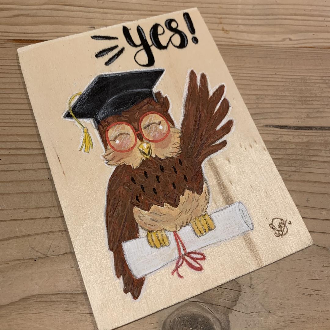 houtenkaartje