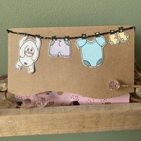 weggeefkaartje geboorte