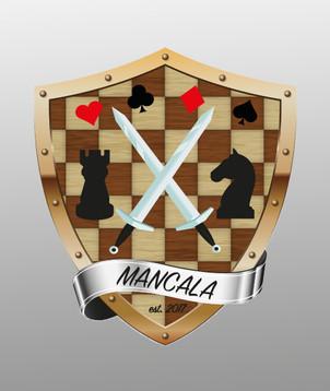 Mancala Schild
