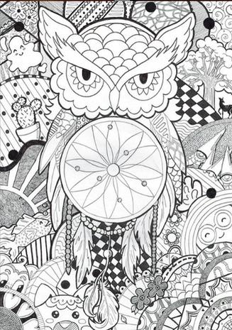 Doodle Inktober