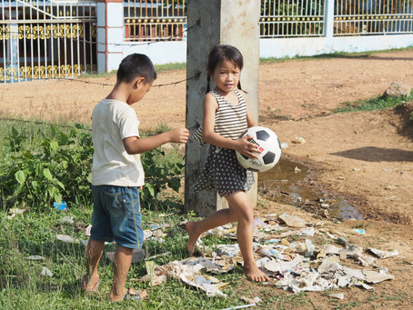 Laos: The land of a million plastic bottles