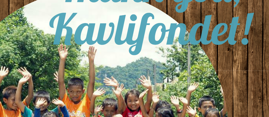 Donation from Kavlifondet