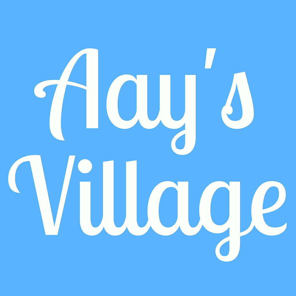 Our logo for Aay's Village.