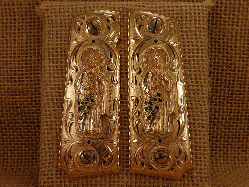 No.21 Saint  Jude Gold