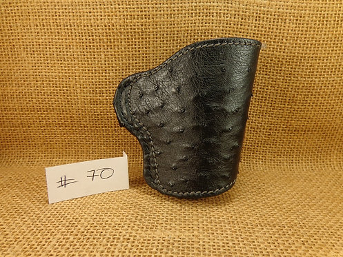1911 Genuine Ostrich  Leather Holster No.70