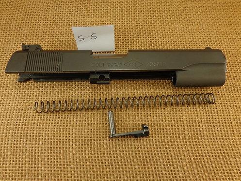 Prewar Colt .22 Ace Complete Slide
