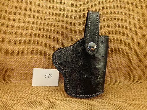 1911 Ostrich Leather Holster No.58