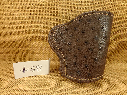 1911 Ostrich  Leather Holster No.68