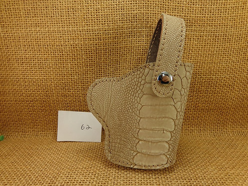 1911 Ostrich Leg Leather Holster No.62