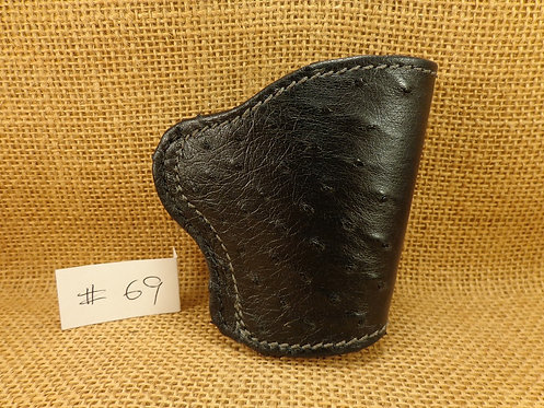 1911 Genuine Ostrich Leather Holster No.69