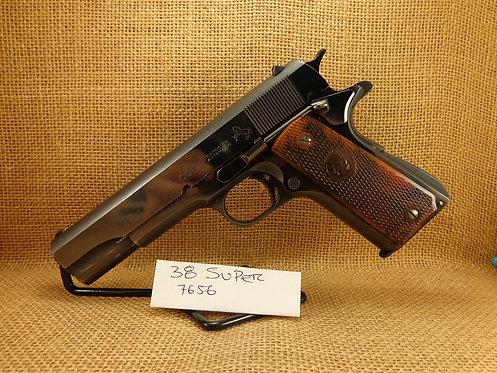 1949 Colt 38 super Fat Barrel