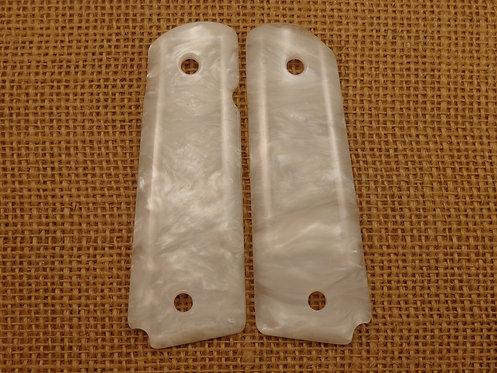 1911 Full Size White Premium Pearl